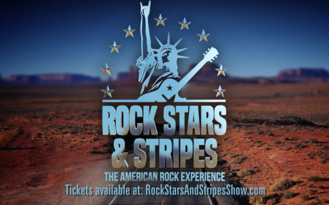 Rock Stars and Stripes logo
